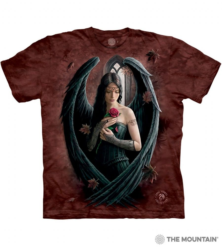 Angel Rose - Adult Angel T-shirt - The Mountain®